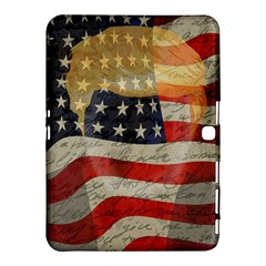 American President Samsung Galaxy Tab 4 (10 1 ) Hardshell Case  by Valentinaart