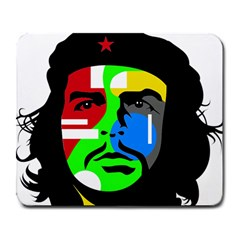 Che Guevara Large Mousepads by Valentinaart