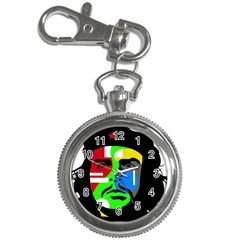 Che Guevara Key Chain Watches by Valentinaart