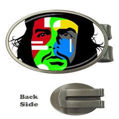 Che Guevara Money Clips (oval)  by Valentinaart