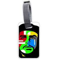 Che Guevara Luggage Tags (two Sides) by Valentinaart