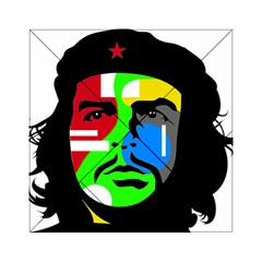 Che Guevara Acrylic Tangram Puzzle (6  X 6 ) by Valentinaart