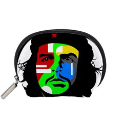 Che Guevara Accessory Pouches (small)  by Valentinaart