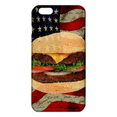Hamburger Iphone 6 Plus/6s Plus Tpu Case by Valentinaart
