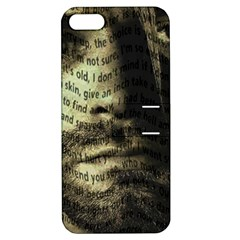 Kurt Cobain Apple Iphone 5 Hardshell Case With Stand