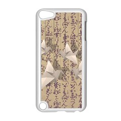 Paper Cranes Apple Ipod Touch 5 Case (white) by Valentinaart