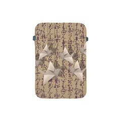 Paper Cranes Apple Ipad Mini Protective Soft Cases by Valentinaart