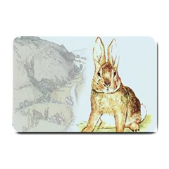 Rabbit  Small Doormat