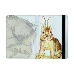 Rabbit  Ipad Mini 2 Flip Cases by Valentinaart