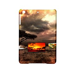 Africa Ipad Mini 2 Hardshell Cases by Valentinaart
