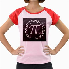 Pi Women s Cap Sleeve T Shirt