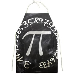 Pi Full Print Aprons by Valentinaart