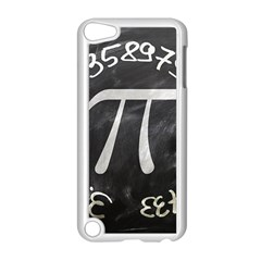 Pi Apple Ipod Touch 5 Case (white) by Valentinaart