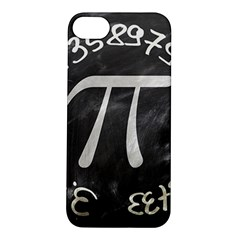 Pi Apple Iphone 5s/ Se Hardshell Case by Valentinaart