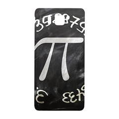 Pi Samsung Galaxy Alpha Hardshell Back Case by Valentinaart