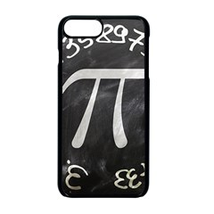 Pi Apple Iphone 7 Plus Seamless Case (black) by Valentinaart