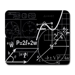 School Board  Large Mousepads by Valentinaart