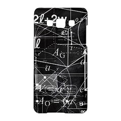 School Board  Samsung Galaxy A5 Hardshell Case  by Valentinaart