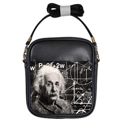 Albert Einstein Girls Sling Bags
