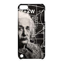 Albert Einstein Apple Ipod Touch 5 Hardshell Case With Stand