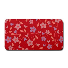 Floral pattern Medium Bar Mats