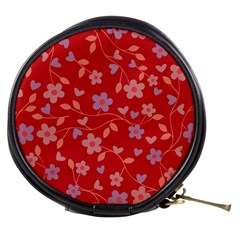 Floral pattern Mini Makeup Bags