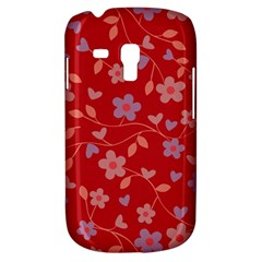 Floral pattern Galaxy S3 Mini