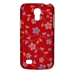 Floral pattern Galaxy S4 Mini