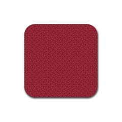 Pattern Rubber Coaster (square)