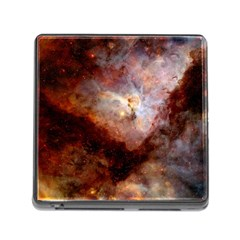 Carina Nebula Memory Card Reader (square) by SpaceShop