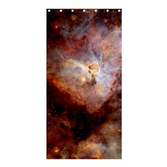 Carina Nebula Shower Curtain 36  X 72  (stall)  by SpaceShop