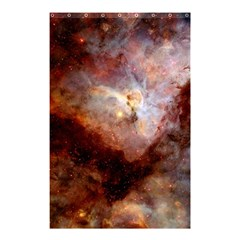 Carina Nebula Shower Curtain 48  X 72  (small)  by SpaceShop