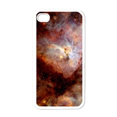 Carina Nebula Apple Iphone 4 Case (white)