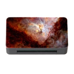 Carina Nebula Memory Card Reader With Cf by SpaceShop