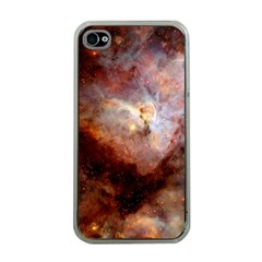 Carina Nebula Apple Iphone 4 Case (clear) by SpaceShop