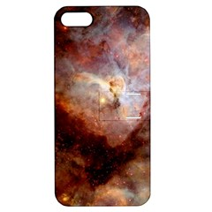 Carina Nebula Apple Iphone 5 Hardshell Case With Stand by SpaceShop