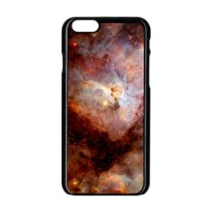 Carina Nebula Apple Iphone 6/6s Black Enamel Case by SpaceShop