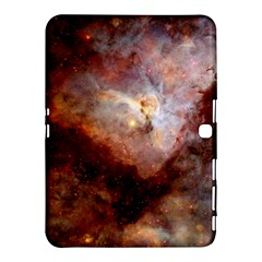 Carina Nebula Samsung Galaxy Tab 4 (10 1 ) Hardshell Case  by SpaceShop