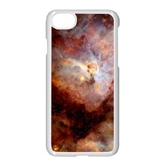 Carina Nebula Apple Iphone 7 Seamless Case (white) by SpaceShop