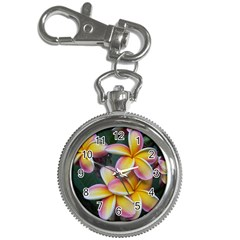 Premier Mix Flower Key Chain Watches by alohaA
