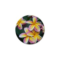 Premier Mix Flower Golf Ball Marker (10 Pack) by alohaA