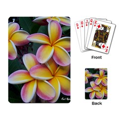 Premier Mix Flower Playing Card by alohaA