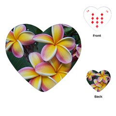 Premier Mix Flower Playing Cards (heart)  by alohaA