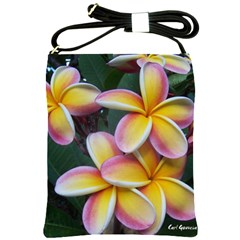 Premier Mix Flower Shoulder Sling Bags by alohaA