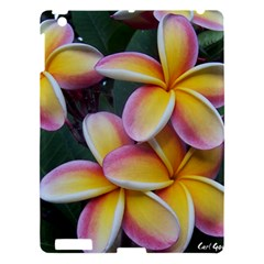 Premier Mix Flower Apple Ipad 3/4 Hardshell Case by alohaA