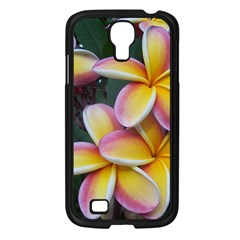 Premier Mix Flower Samsung Galaxy S4 I9500/ I9505 Case (black) by alohaA