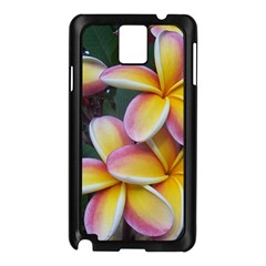 Premier Mix Flower Samsung Galaxy Note 3 N9005 Case (black) by alohaA
