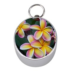 Premier Mix Flower Mini Silver Compasses by alohaA