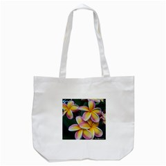 Premier Mix Flower Tote Bag (white) by alohaA
