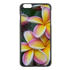 Premier Mix Flower Apple Iphone 6 Plus/6s Plus Black Enamel Case by alohaA